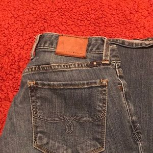 Lucky Brand new jeans size 00/24